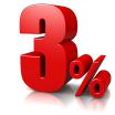 3-percent